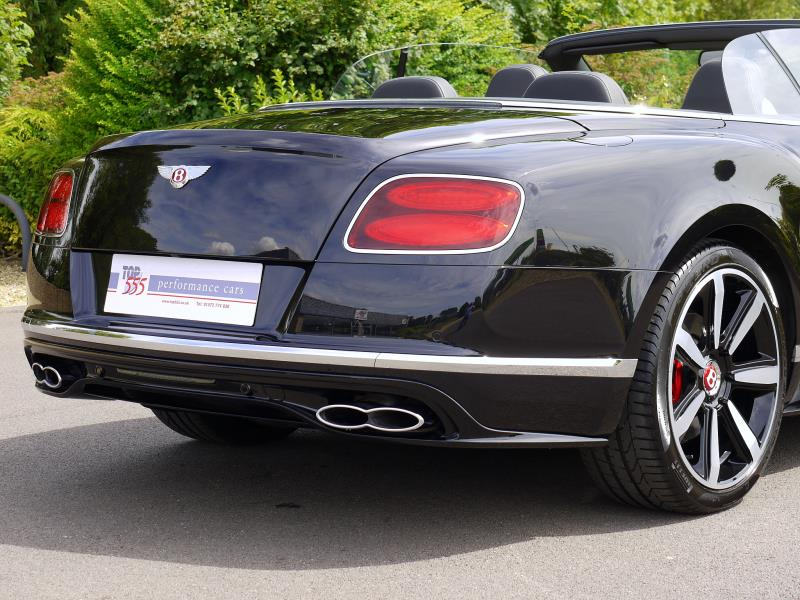 Bentley Continental GTC V8 S Mulliner - Large 9