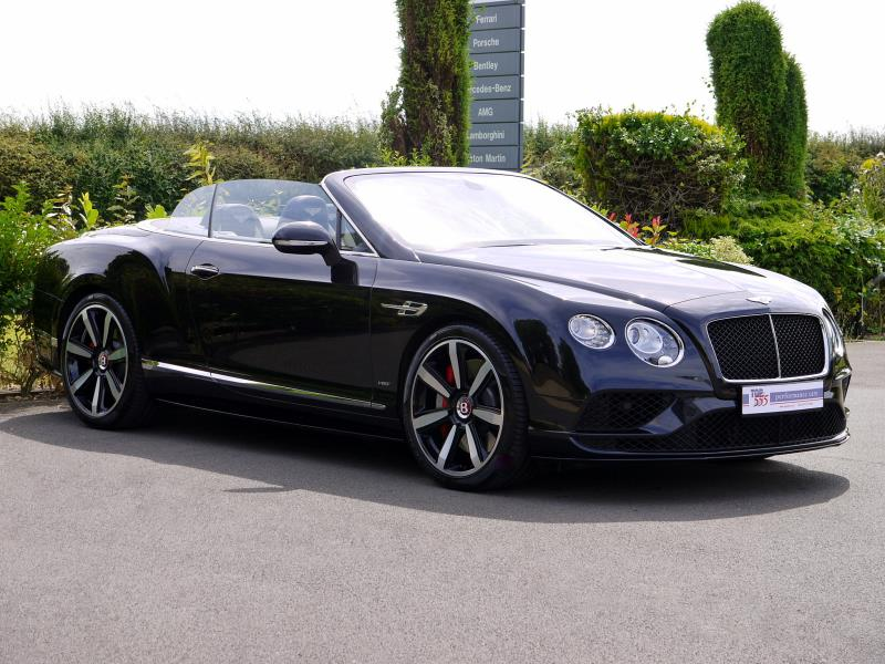 Bentley Continental GTC V8 S Mulliner - Large 17