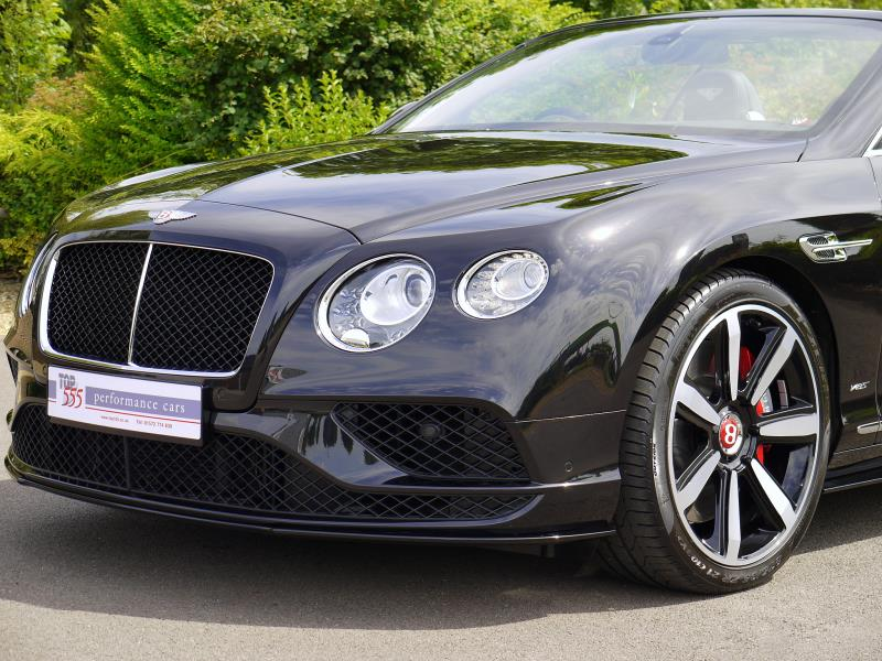 Bentley Continental GTC V8 S Mulliner - Large 18
