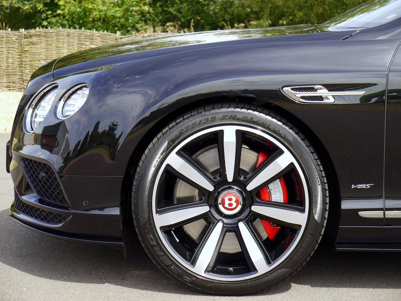 Bentley Continental GTC V8 S Mulliner - Large 19