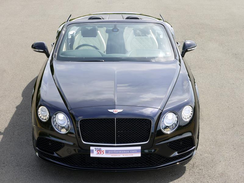 Bentley Continental GTC V8 S Mulliner - Large 20