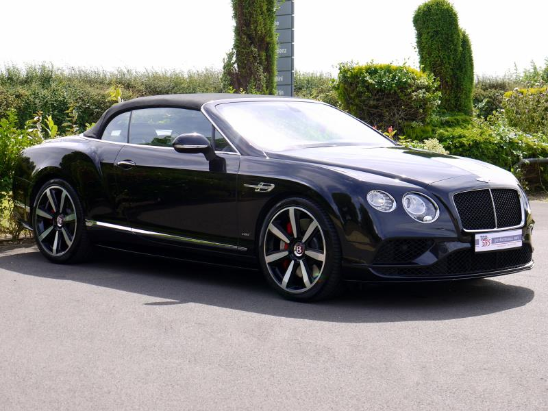 Bentley Continental GTC V8 S Mulliner - Large 22
