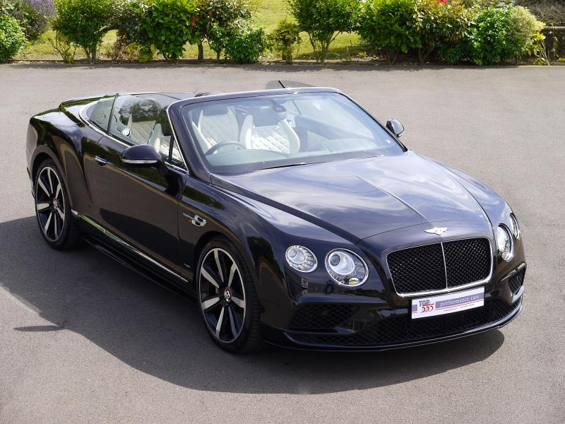 Bentley Continental GTC V8 S Mulliner - Large 25