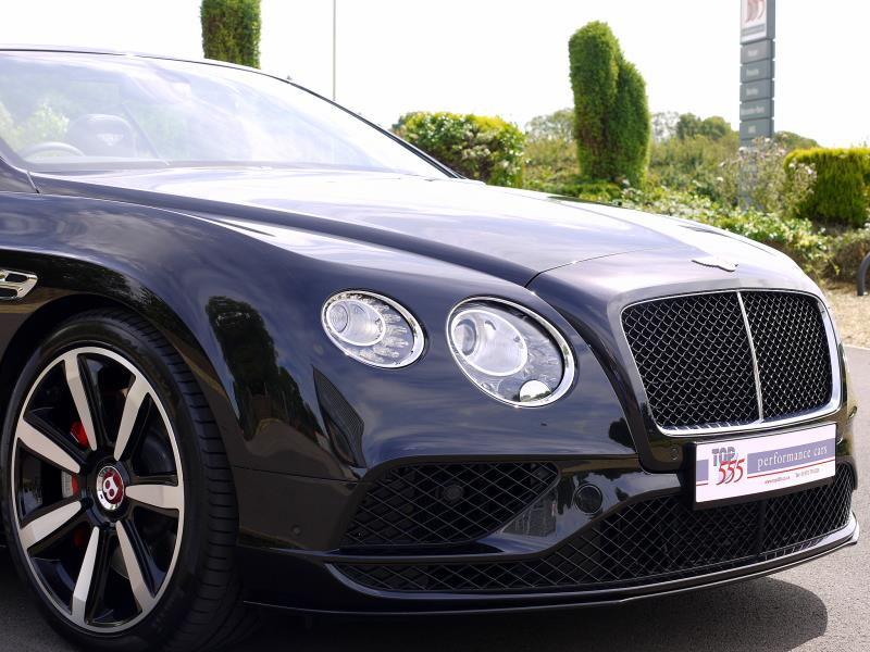 Bentley Continental GTC V8 S Mulliner - Large 26