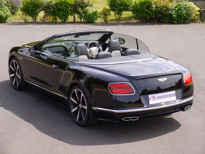 Bentley Continental GTC V8 S Mulliner - Large 27