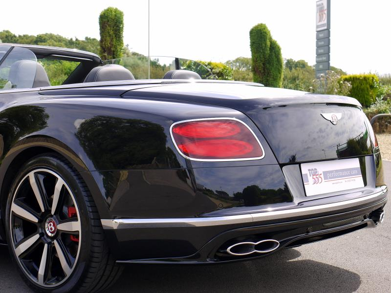 Bentley Continental GTC V8 S Mulliner - Large 28