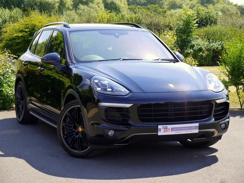 used porsche cayenne 4 2 v8 s diesel tiptronic d v8 s. Black Bedroom Furniture Sets. Home Design Ideas