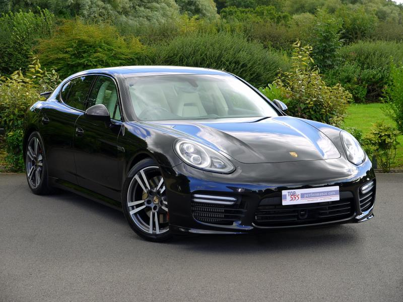 Porsche Panamera Turbo 4.8 PDK - Large 0