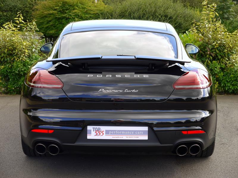 Porsche Panamera Turbo 4.8 PDK - Large 12