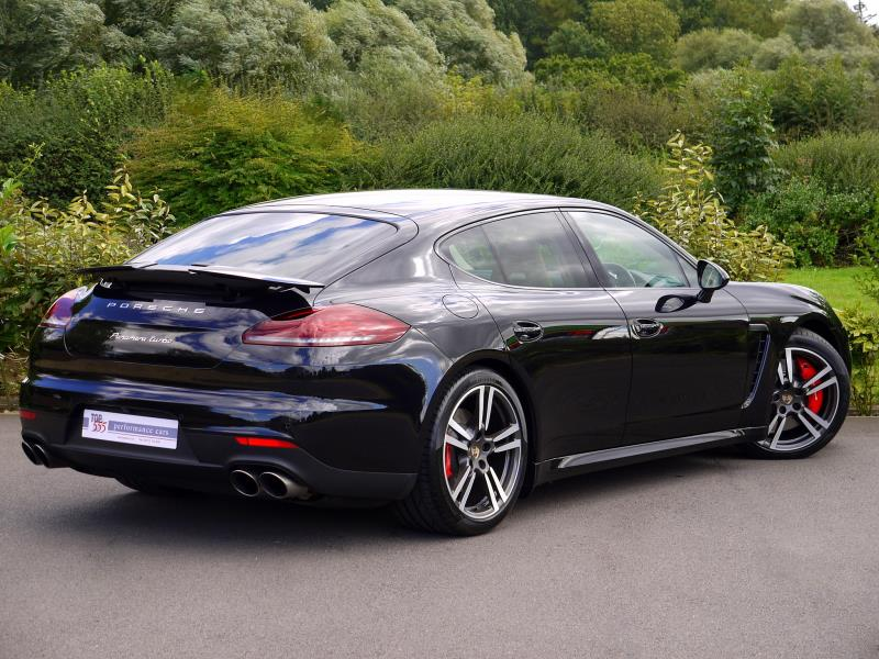 Porsche Panamera Turbo 4.8 PDK - Large 21