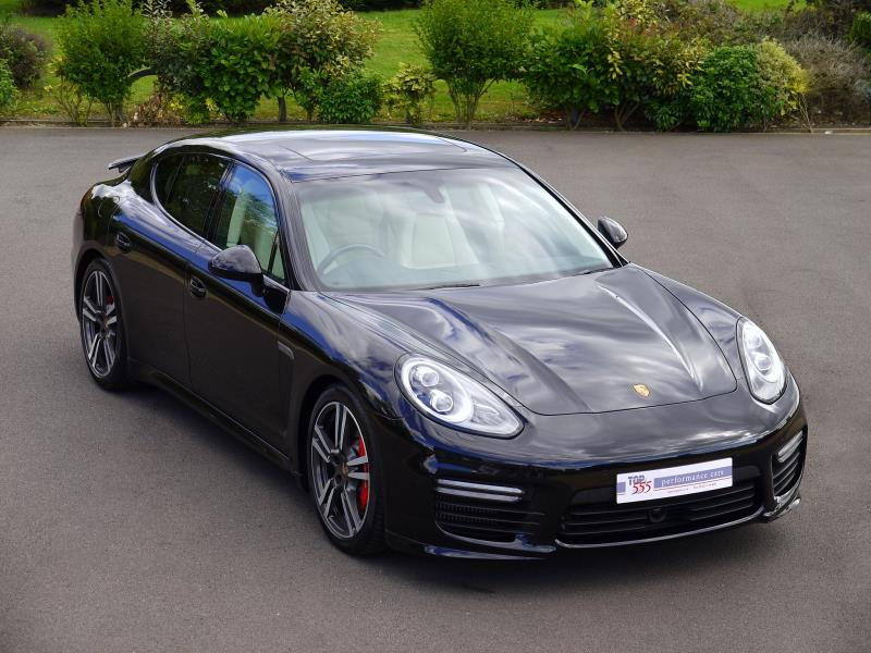 Porsche Panamera Turbo 4.8 PDK - Large 24