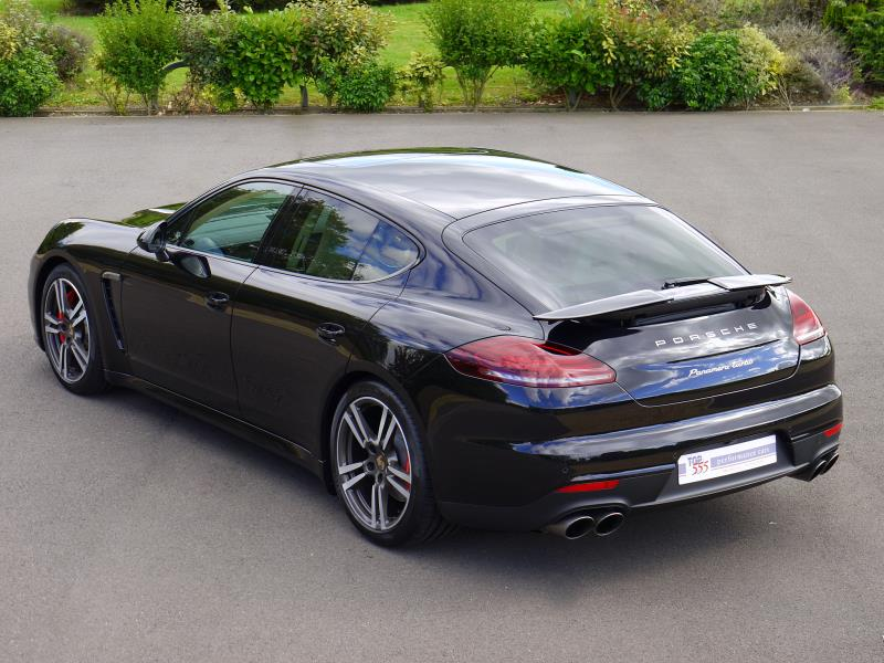 Porsche Panamera Turbo 4.8 PDK - Large 26