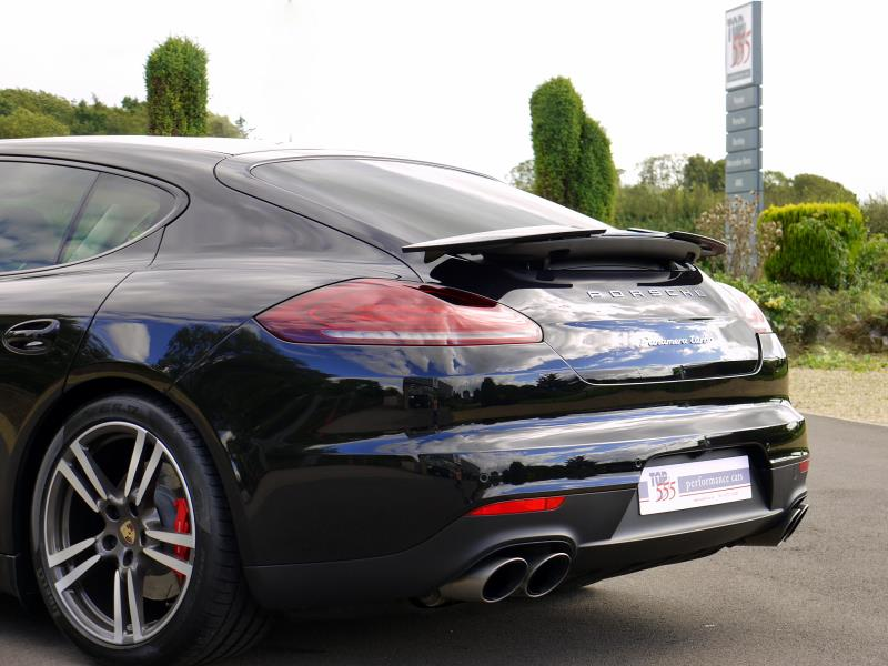 Porsche Panamera Turbo 4.8 PDK - Large 27