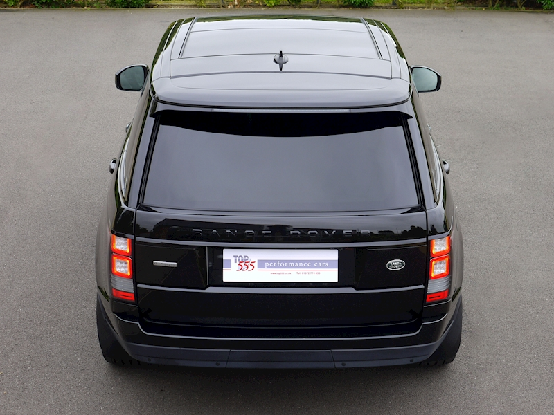 Land Rover Range Rover 4.4 SDV8 Autobiography with Black Design Pack - Large 12