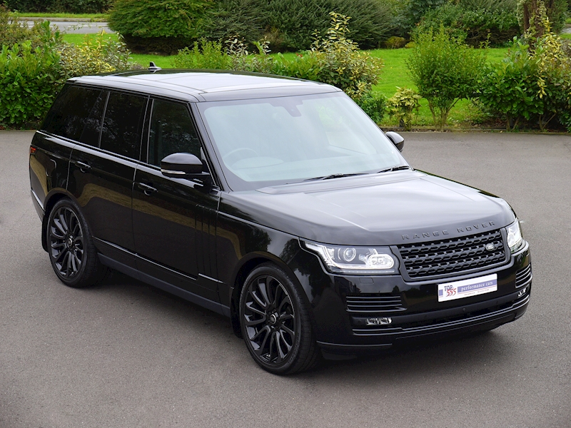 Land Rover Range Rover 4.4 SDV8 Autobiography with Black Design Pack - Large 25