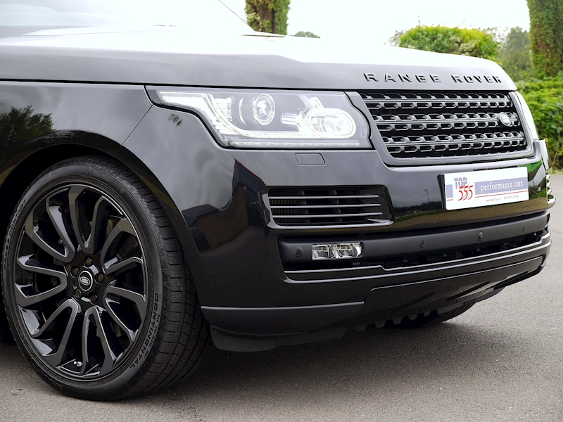 Land Rover Range Rover 4.4 SDV8 Autobiography with Black Design Pack - Large 26