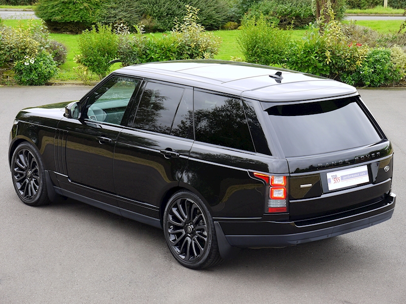 Land Rover Range Rover 4.4 SDV8 Autobiography with Black Design Pack - Large 29