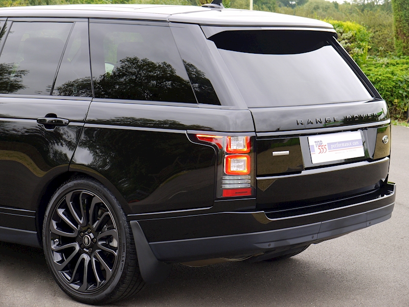 Land Rover Range Rover 4.4 SDV8 Autobiography with Black Design Pack - Large 30