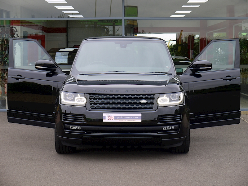 Land Rover Range Rover 4.4 SDV8 Autobiography with Black Design Pack - Large 31