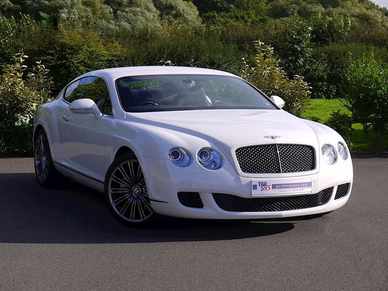 Bentley Continental GT Speed 6.0 W12 - Large 23