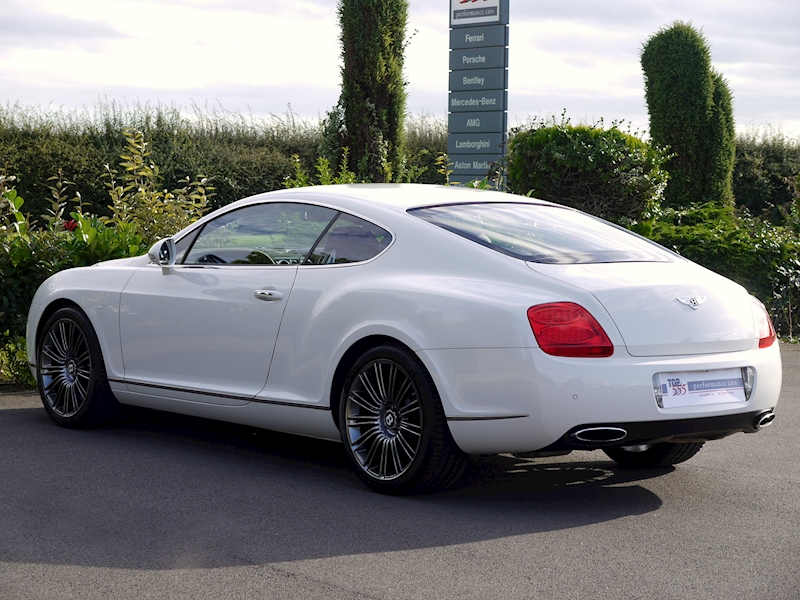 Bentley Continental GT Speed 6.0 W12 - Large 8