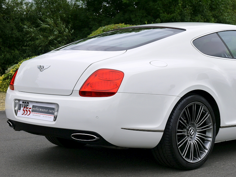Bentley Continental GT Speed 6.0 W12 - Large 9