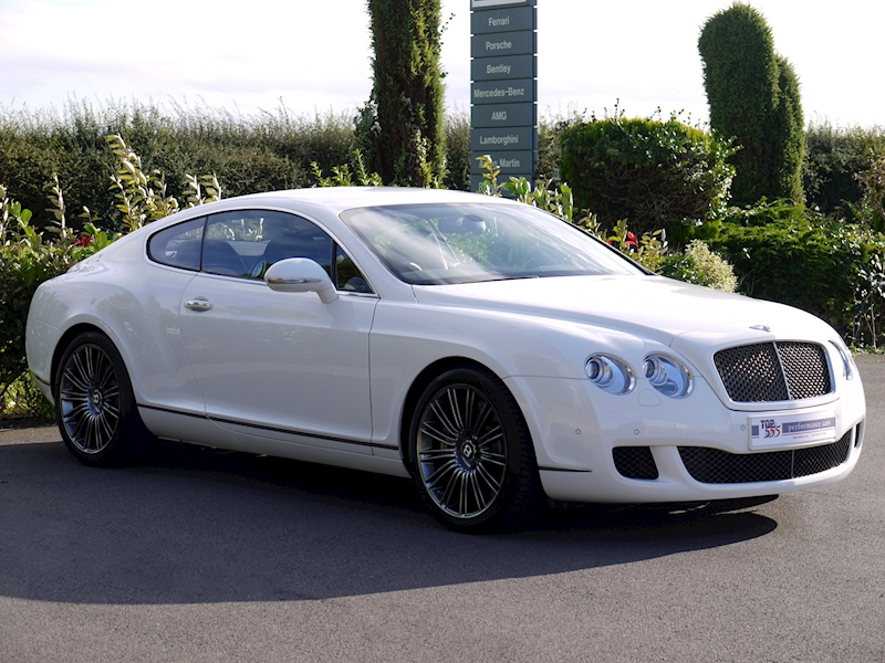 Bentley Continental GT Speed 6.0 W12 - Large 15