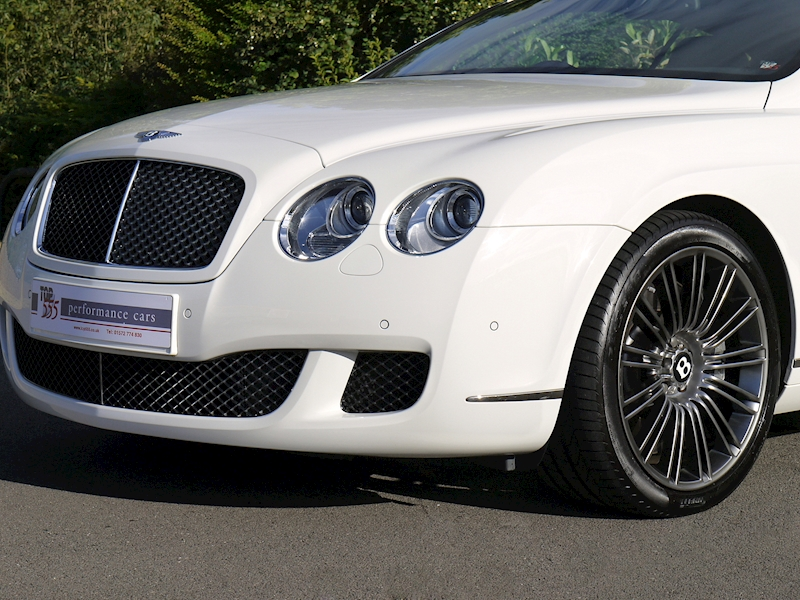 Bentley Continental GT Speed 6.0 W12 - Large 16