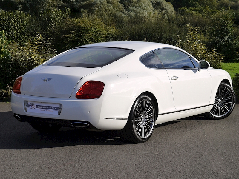 Bentley Continental GT Speed 6.0 W12 - Large 19