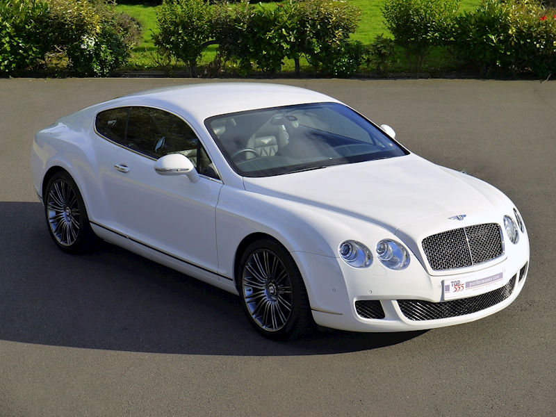 Bentley Continental GT Speed 6.0 W12 - Large 0