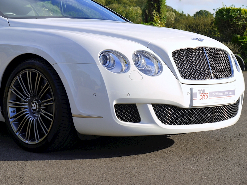 Bentley Continental GT Speed 6.0 W12 - Large 24