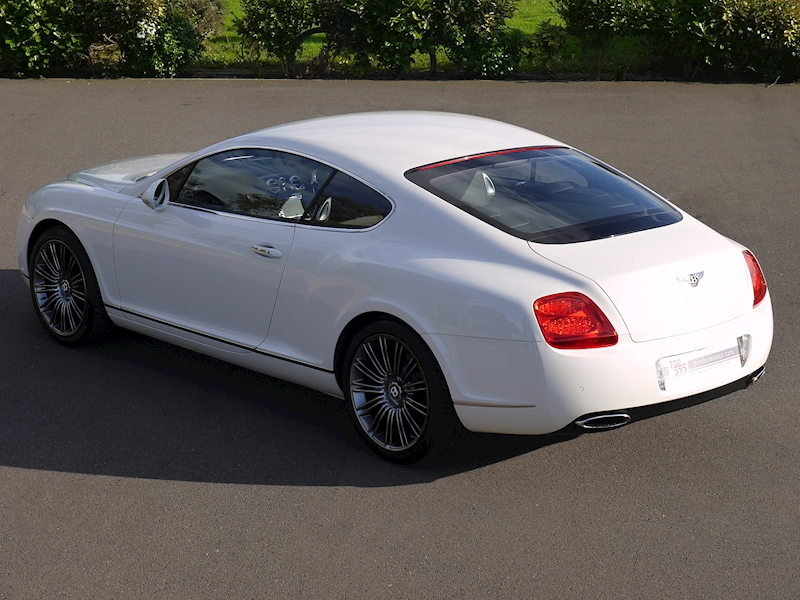 Bentley Continental GT Speed 6.0 W12 - Large 25