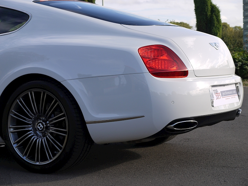 Bentley Continental GT Speed 6.0 W12 - Large 26