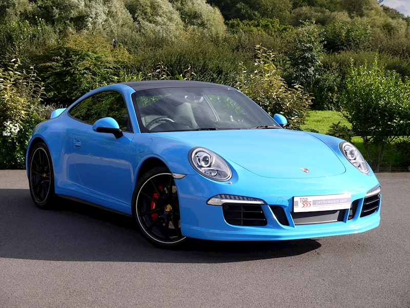 Porsche 911 Carrera 4S 3.8 Coupe PDK - Large 26
