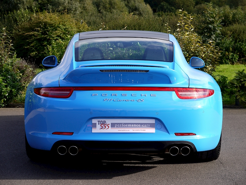 Porsche 911 Carrera 4S 3.8 Coupe PDK - Large 13