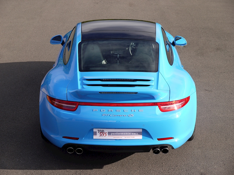 Porsche 911 Carrera 4S 3.8 Coupe PDK - Large 16