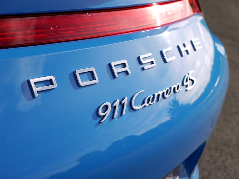 Porsche 911 Carrera 4S 3.8 Coupe PDK - Large 17