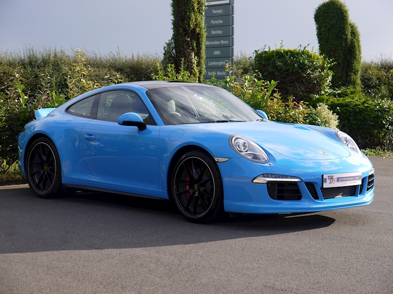 Porsche 911 Carrera 4S 3.8 Coupe PDK - Large 18