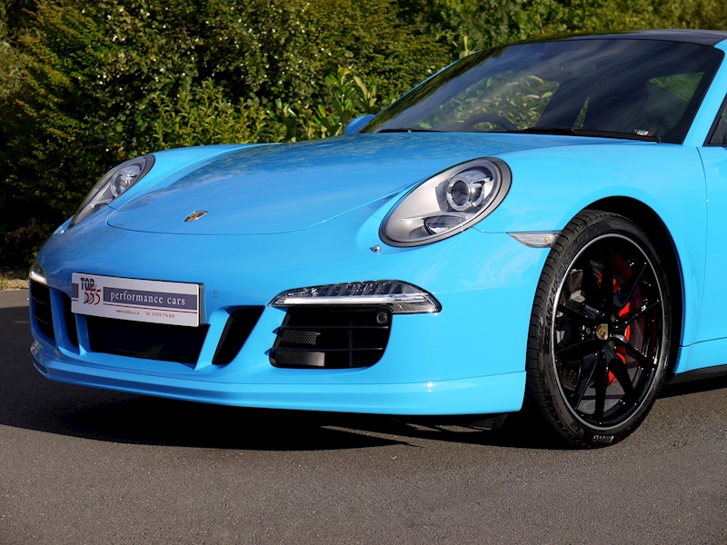 Porsche 911 Carrera 4S 3.8 Coupe PDK - Large 19