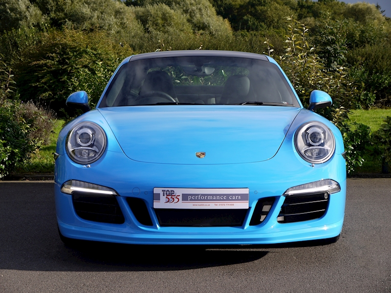 Porsche 911 Carrera 4S 3.8 Coupe PDK - Large 21