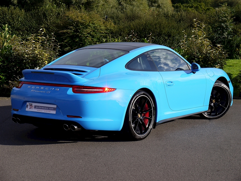 Porsche 911 Carrera 4S 3.8 Coupe PDK - Large 23
