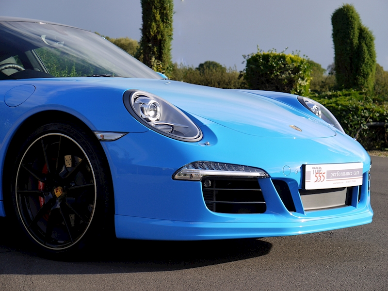 Porsche 911 Carrera 4S 3.8 Coupe PDK - Large 27