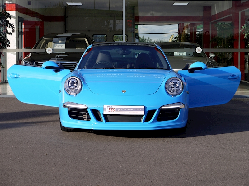 Porsche 911 Carrera 4S 3.8 Coupe PDK - Large 30