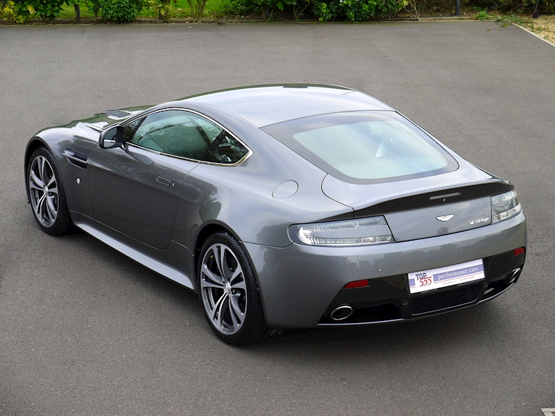 Aston Martin V12 Vantage Manual - Large 24