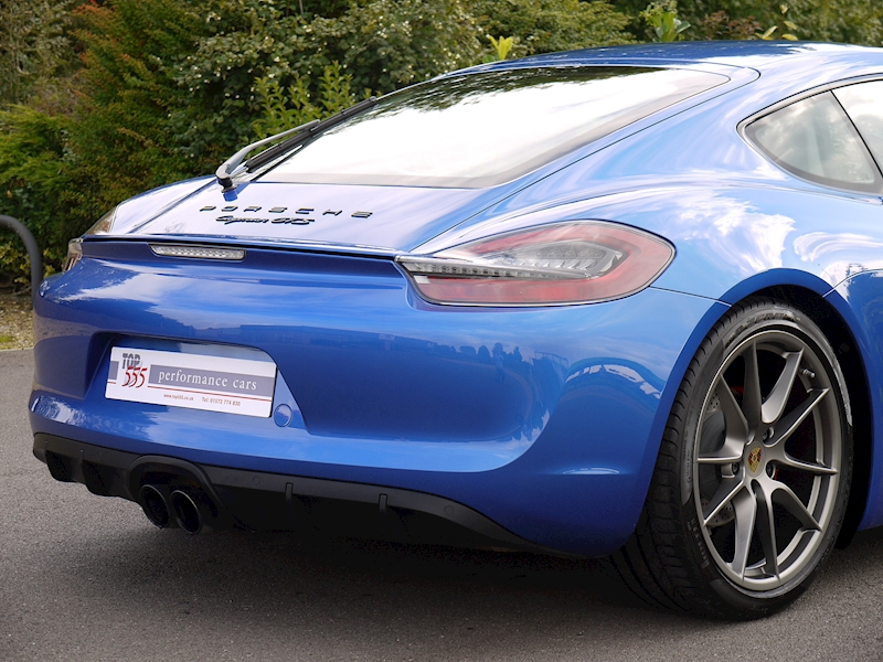 Porsche Cayman GTS 3.4 Manual - Large 7
