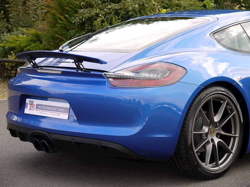 Porsche Cayman GTS 3.4 Manual - Large 8