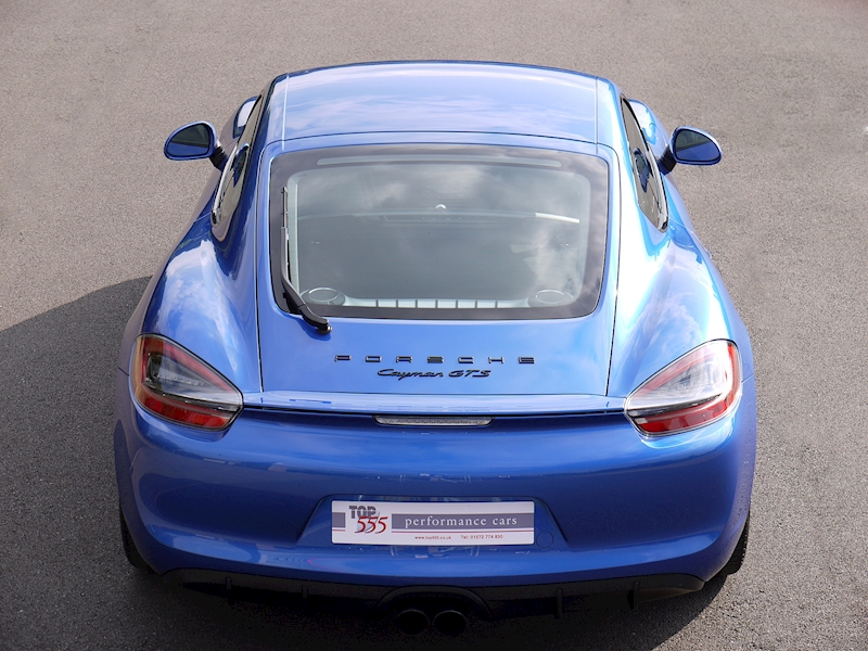 Porsche Cayman GTS 3.4 Manual - Large 12