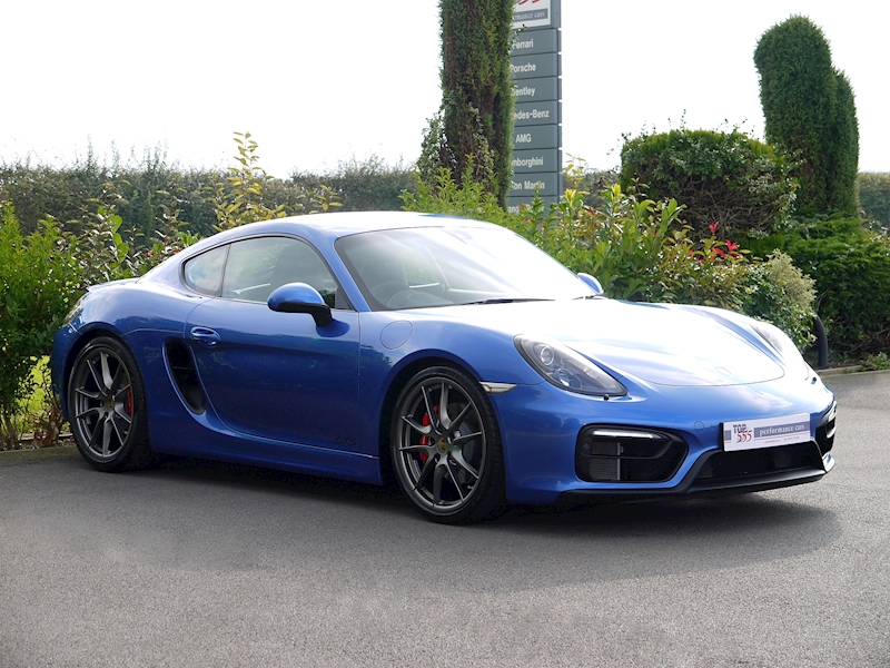 Porsche Cayman GTS 3.4 Manual - Large 14