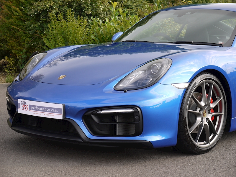 Porsche Cayman GTS 3.4 Manual - Large 15