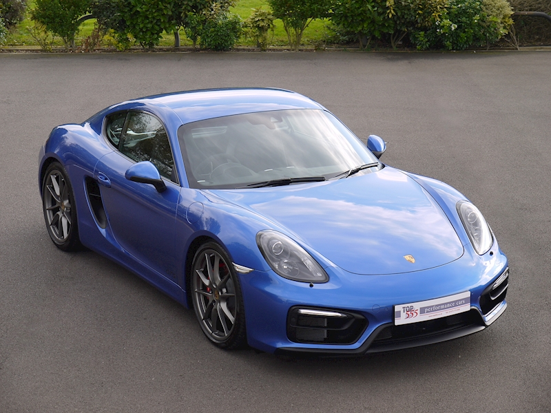 Porsche Cayman GTS 3.4 Manual - Large 25
